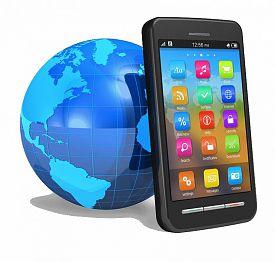 Clica en la imagen para ver en grande  Nombre:  bigstock-Touchscreen-smartphone.jpg Vistas: 63 Tamaño:  66,3 KB